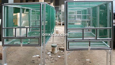 Kawat Ram Kandang Per Meter jaya alumunium ada kandang umbaran ready stock bisa juga order khusus klub burung