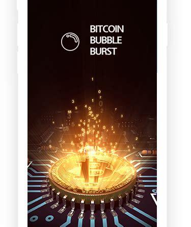 bitcoin bubble burst bitcoin bubble burst an application that can see the future