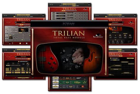 Spectrasonics Trillian Bass spectrasonics trilian 1 4 1d vsti x86 x64 repack vsti