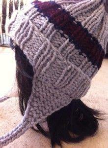 loom knit earflap hat pattern 1000 ideas about loom knit hat on loom loom