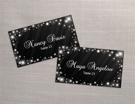 Diy Wedding Name Card Template by Diy Printable Wedding Place Name Card Template 2438643