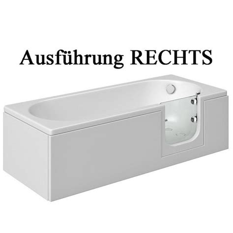 badewanne 150x70 badewanne 1500x700 mm 150x70 cm hocascade dusche 24
