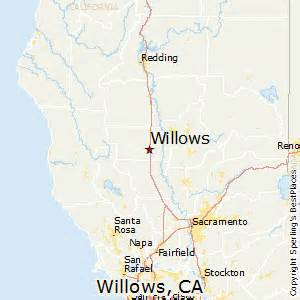 best places to live in willows california