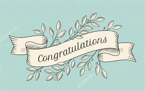 20 congratulation banners jpg vector eps download