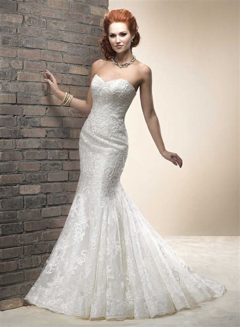 Your beauty in lace wedding dresses on wedding fashion lady dresses