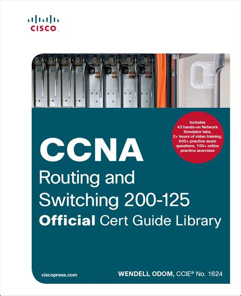1587205815 ccna routing and switching ccna routing and switching 200 125 official cert guide library
