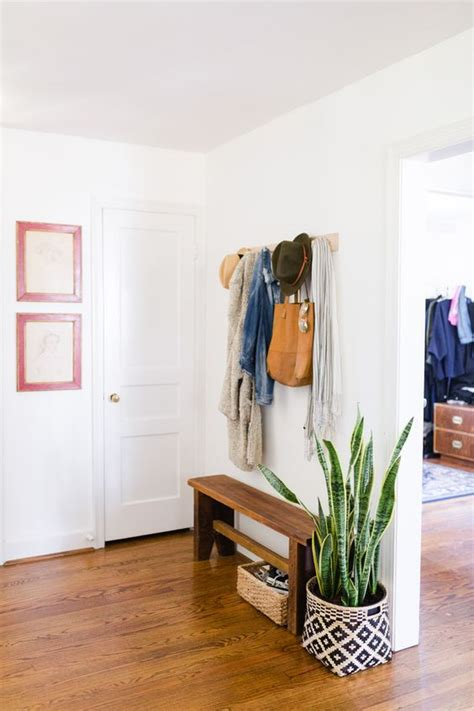 Small Entryway Stool 31 Awesome Mudroom And Entryway Benches Shelterness