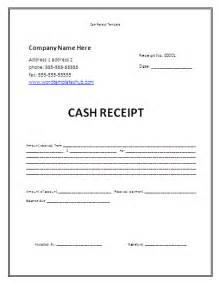 Cash Payment Receipt Template Free Cash Receipt Template Helloalive