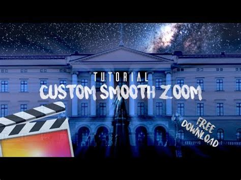 final cut pro zoom transition smooth zoom transition pack free download final cut