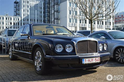 bentley arnage 2015 bentley arnage rl 12 march 2015 autogespot