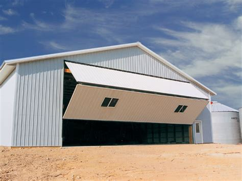 Machine Shed Doors by Pole Building Door Bifold Doors For Pole Barns Sheds