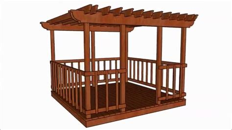 gazebo blueprints free gazebo plans