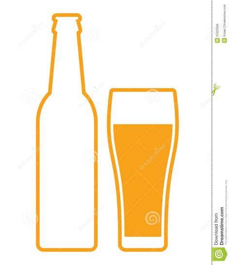 image of beer bottle clipart 4446 beer drawing clipartoons beer stein outline clipart clipart suggest