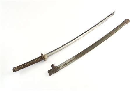 Frame Rho Katana 3 50cm White tachi sword noshu kanetoshi royal museums greenwich prints