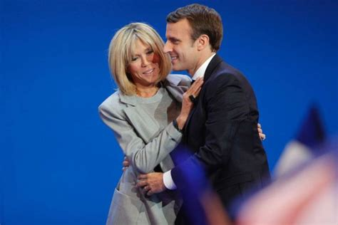 emmanuel macron degree france s next president emmanuel macron married his