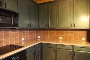 Metallic Kitchen Cabinets Furniture Painting Tips Barbara Cassidy Artist