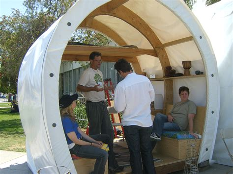 pod tiny house see these eco pods at the water woman festival tiny