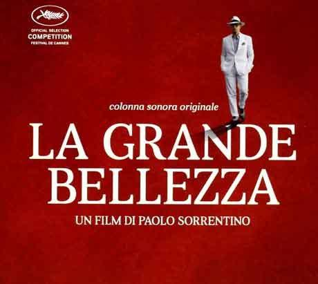 film vincitore oscar 2014 colonna sonora film la grande bellezza tracklist album