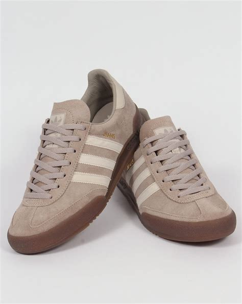 adidas trainers light brown clear brown shoes suede originals