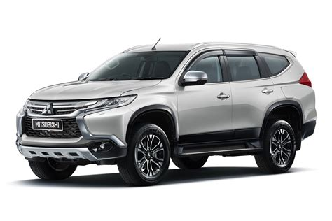 Joint Atas Pajero Sport Triton 2016 mitsubishi pajero sport new triton based ladder frame suv makes global debut in thailand