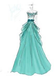 Prev simple fashion design sketches dresses 2015