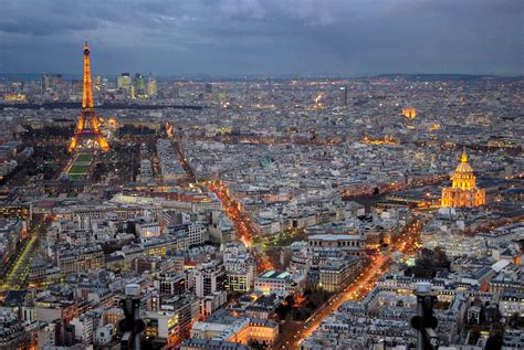 Discover the stunning view from Tour Montparnasse   French Moments