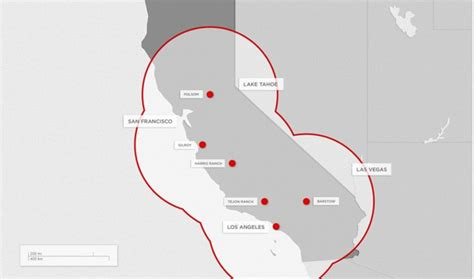 Tesla Supercharger Future Locations Tesla Supercharger Fast Charging System Has Landed