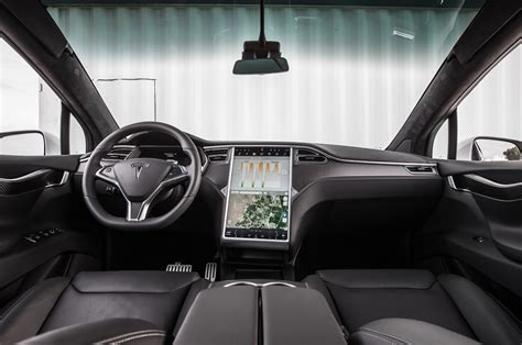 suv tesla inside ford paid almost 200 000 for its own tesla model x p90d