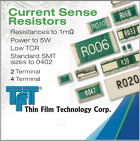 current sense resistor sizing smd inc offers thin technology s resistor networks current sense resistors power