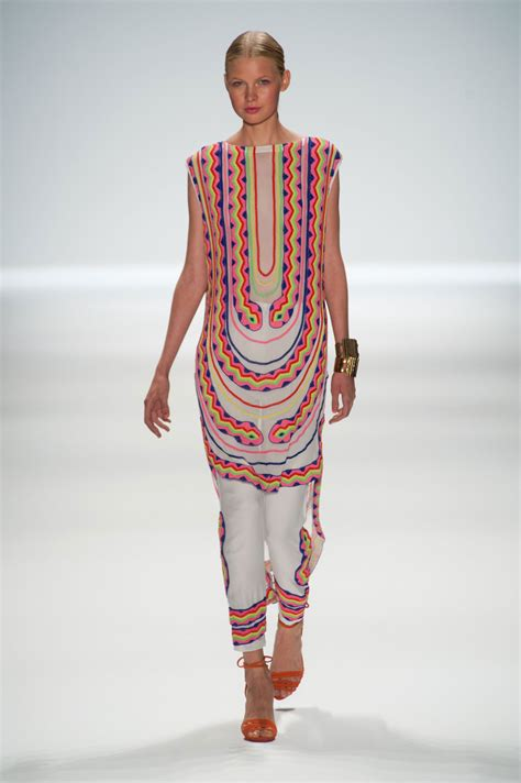 New York Fashion Week Day 4 Up 2 by Mara Hoffman At New York Fashion Week 2014 Livingly