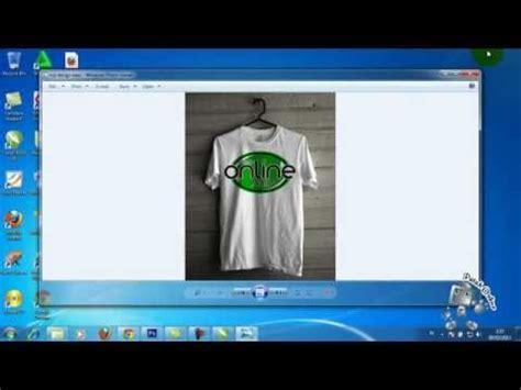 tutorial photoshop keren dan mudah tutorial video cara mudah desain kaos dengan coreldraw dan