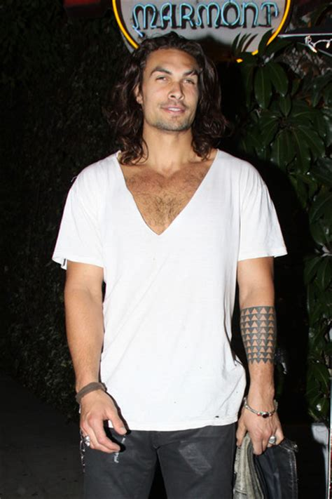 game of thrones actor leaves jason momoa photos photos jason momoa leaves chateau
