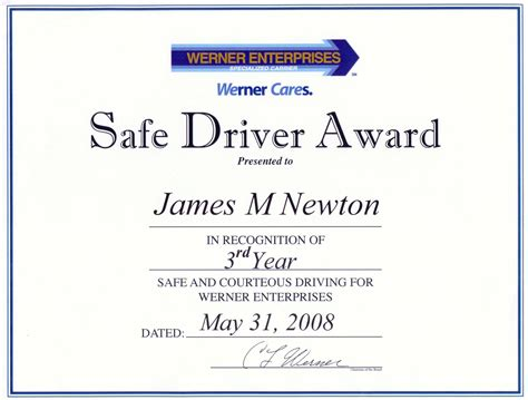 sle award certificate template driving certificate template 28 images award