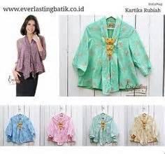 Kutu Baru Amira Kebaya Batik Brown kebaya modern simple elegan dress simple modern and kebaya