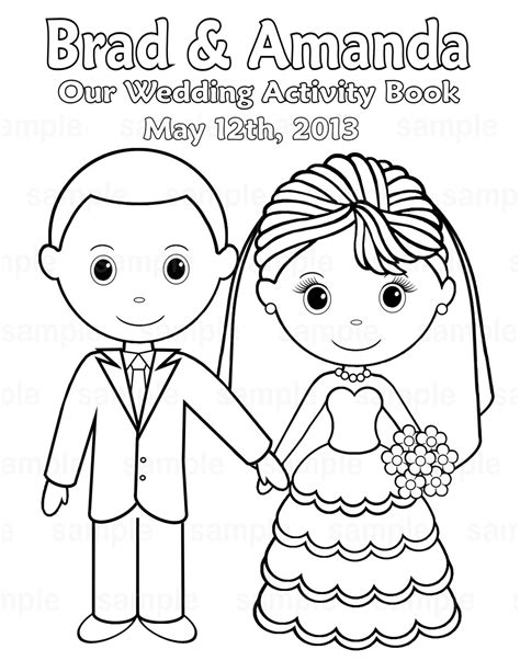 coloring book wedding wedding activity book coloring pages coloring pages
