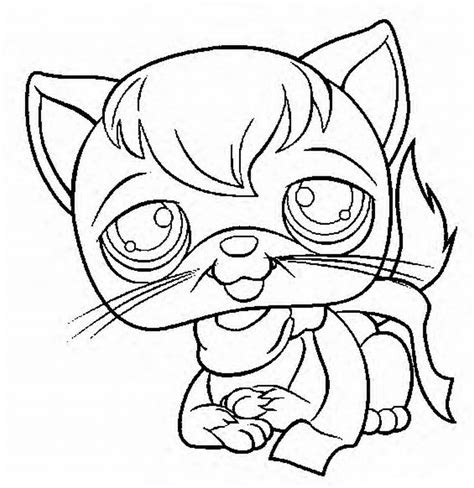 my little pet shop coloring pages az coloring pages