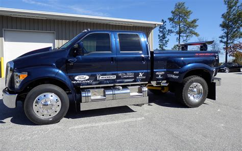 650 Ford Truck by Ford F 650 Charity Truck Side 202084 Photo 4 Trucktrend