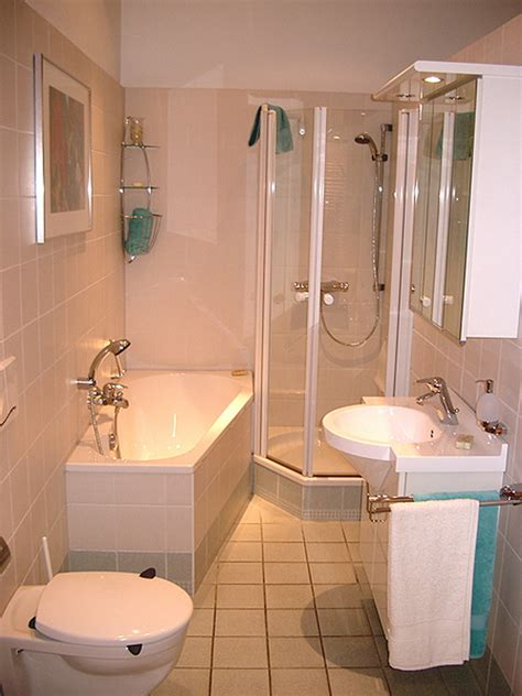 kleine badezimmer entwurfs bilder kleine baeder