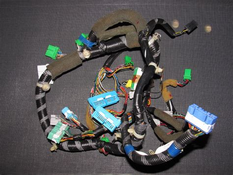 96 97 98 honda civic oem dash speedometer wiring harness