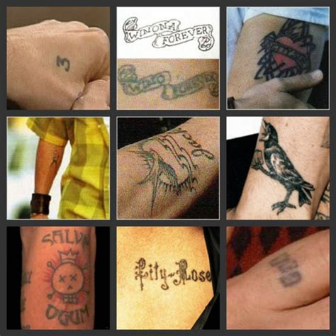 johnny tattoo hd johnny depp images johnny s tattoos hd wallpaper and