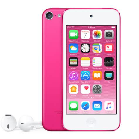Ipod Design Takes The Sophisticated Route ipod touch 128gb pink powermax