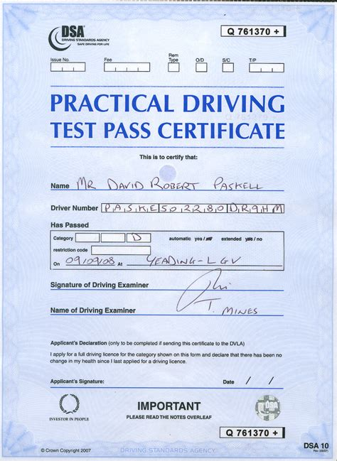 driving license template pass license driving test free software and shareware