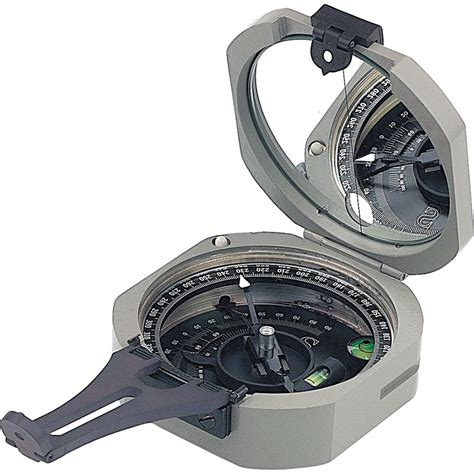 brunton international pocket transit compass f 5006lm b h