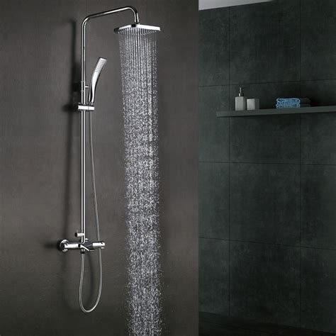 aliexpress buy thermostatic bathrube shower system