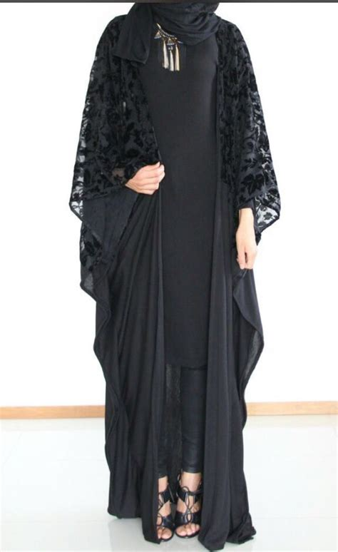 Gamis Bergo Dual Lace Cf13915 17 best images about abayas kaftans on dubai casual dinner and hijabs
