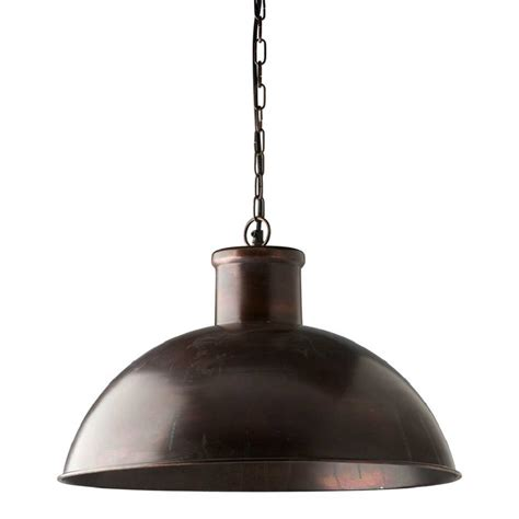 large industrial dome pendant by marquis dawe