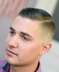 how to get a comb haircut comb over fade haircut with line for men