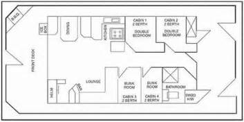 Boat House Floor Plans Yes With House Boat Plans You Can Build Your Own Houseboat