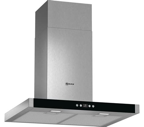 Kitchen Island Stainless buy neff d76mh52n1b chimney cooker hood stainless steel