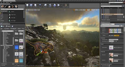 game engine mod support ark survival evolved releases unreal engine 4 mod support